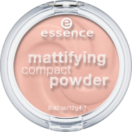 Пудра компактная Mattifying Compact Powder Еssence 10 light beige: фото