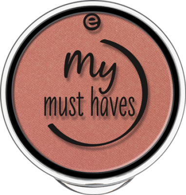Румяна My Must Haves Matt Blush Essence 02 cosy rosy: фото