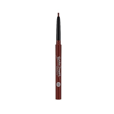 Подводка-карандаш для глаз Wonder Drawing Skinny Eyeliner Holika Holika, тон 04, корица: фото