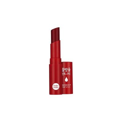 Тинт для губ водостойкий Holika Holika Water Drop Tint Bar тон 01, вишня: фото