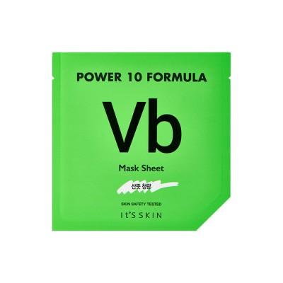 Тканевая маска для проблемной кожи It's Skin Power 10 Formula Mask Sheet VB 25мл: фото