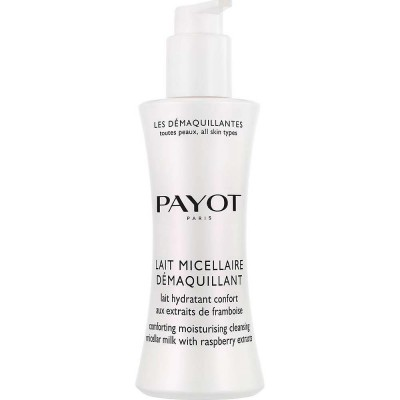 Молочко очищающее мицеллярное для всех типов кожи Payot Les Demaquillantes 200 мл: фото