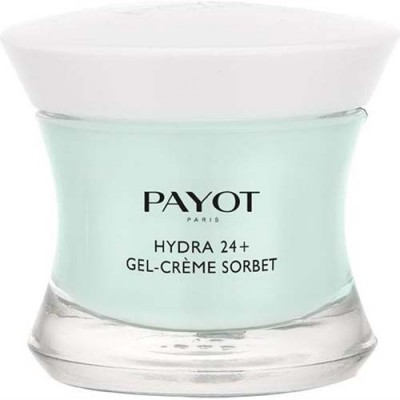 Увлажняющий крем-гель, возвращающий контур коже Payot Hydra 24+ 50 мл: фото