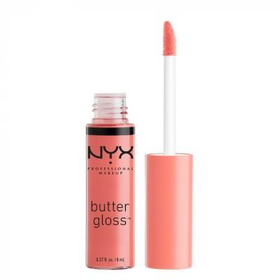Блеск для губ NYX Professional Makeup Butter Lip Gloss - APPLE STRUDEL 08: фото