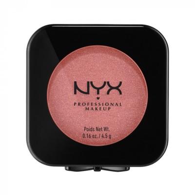 Компактные румяна NYX Professional Makeup High Definition Blush - DEEP PLUM 14: фото