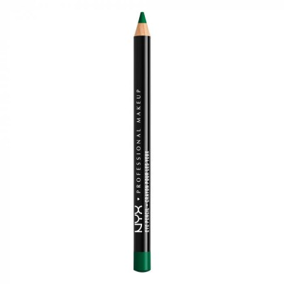 Карандаш для век NYX Professional Makeup Slim Eye Pencil - EMERALD CITY 911: фото