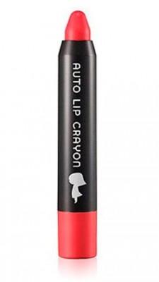 Помада-карандаш автоматическая YADAH Аuto lip crayon розовый коралл 04: фото