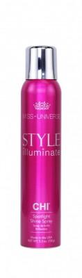 Спрей-блеск для волос CHI MISS UNIVERSE, 150 г: фото