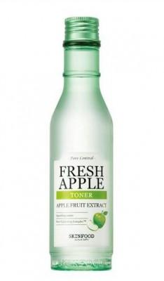 Тонер с экстрактом яблока SKINFOOD Fresh Apple Toner: фото