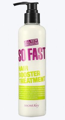 Шампунь для активного роста волос SECRET KEY All New Premium So Fast Shampoo: фото