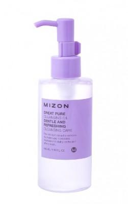 Гидрофильное масло для снятия макияжа MIZON Great Pure Cleansing Oil: фото