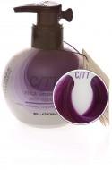 Окрашивающий крем-кондиционер ELGON ICARE С/77 deep violet - интенсивно фиолетовый, 200 мл: фото