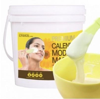 Альгинатная маска с календулой LINDSAY Premium calendula modeling mask pack 820г.: фото