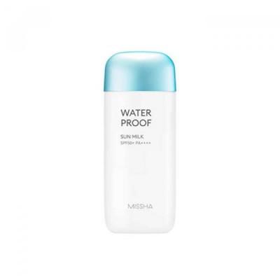 Солнцезащитное водост. молочко '18MISSHA All Around Safe Block Water Proof Sun Milk SPF50+/PA_70ml: фото