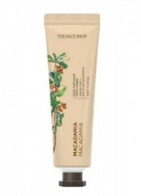 Крем для рук парфюмированный THE FACE SHOP Daily perfumed hand cream 07 Macadamia 30 мл: фото
