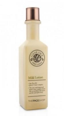 Лосьон для лица смягчающий THE FACE SHOP Clean face mild lotion 130 мл: фото