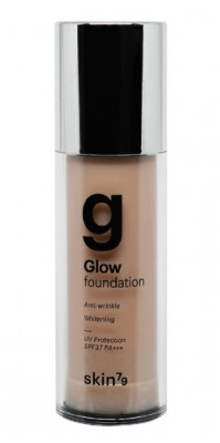 Тональная основа SKIN79 Glow foundation SPF37 №21 30 мл: фото