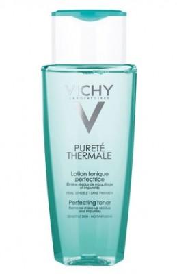 Совершенствующий тоник для чувствительной кожи VICHY Purete Thermal 200мл: фото