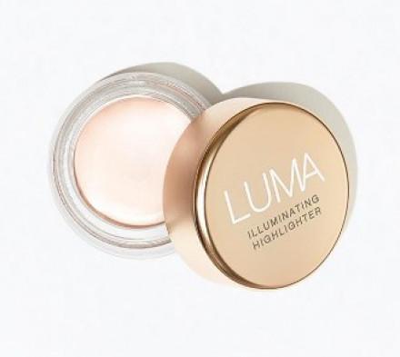 Кремовый хайлайтер LUMA Illuminating Highlighter Luminous Light: фото