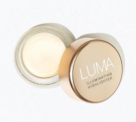 Кремовый хайлайтер LUMA Illuminating Highlighter Moonlit Ivory: фото