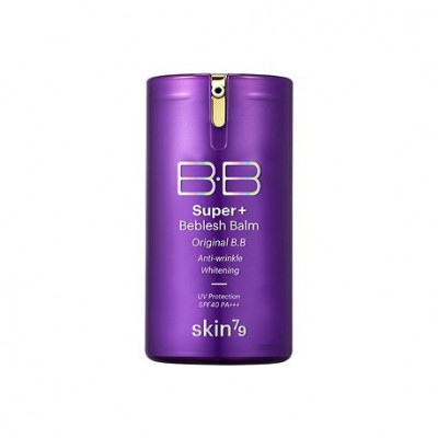 Skin79 Super Plus Beblesh Balm SPF40 PA+++ Purple ББ крем, 40 гр.: фото