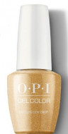Гель для ногтей OPI GelColor Dazzling Dew Drop HPK05: фото