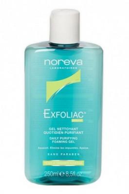 Гель для лица мягкий очищающий Norevа Exfoliac 250мл: фото