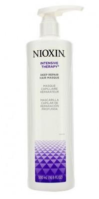 Маска для глубокого восстановления волос Nioxin Intensive Therapy Deep Repair Hair Masque 500 мл: фото