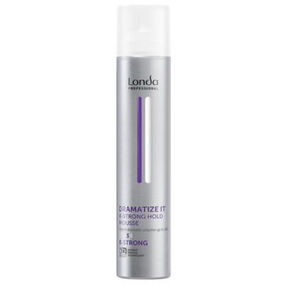 Пена для укладки волос экстрасильной фиксации Londa Professional Styling DRAMATIZE IT 500мл: фото