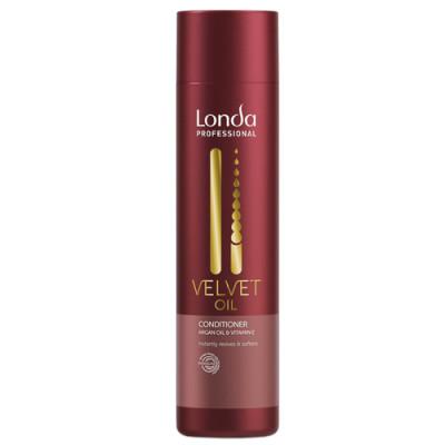 Кондиционер с аргановым маслом Londa Professional Velvet Oil 250мл: фото