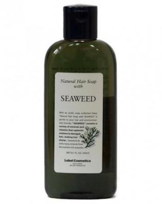 Шампунь для волос Lebel SEAWEED 240мл: фото