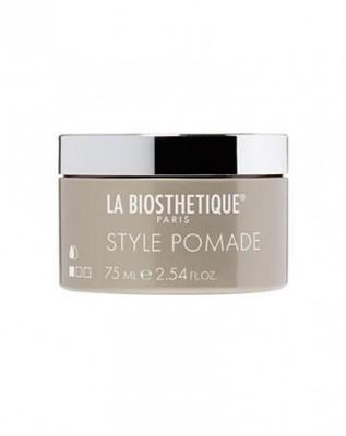 Помада-блеск для укладки и выделения прядей La Biosthetique Style Pomade 75мл: фото