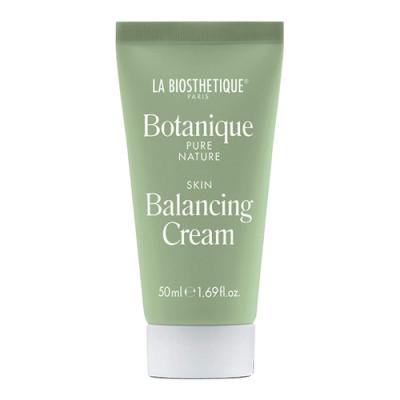 Крем балансирующий для лица без отдушки La Biosthetique Botanique Pure Nature Balancing Cream 50мл: фото
