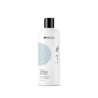 Шампунь увлажняющий Indola Hydrate shampoo 300 мл: фото