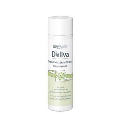 Молочко очищающее D`oliva 200 мл: фото