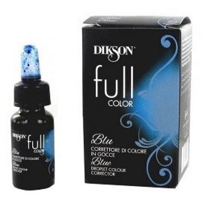 Корректор цвета Синий Dikson Full Color Blu 10мл: фото
