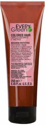 Маска для окрашеных волос Dikson COLORED-HAIR MASHERA PROTETTIVO 250мл: фото