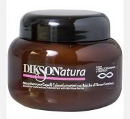 Маска для окрашенных с экстрактом шиповника Dikson MASK COLOR TREATED HAIR 250мл: фото