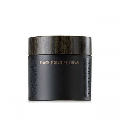 Крем для лица увлажняющий THE SAEM Mineral Homme Black Moisture Cream 80мл: фото
