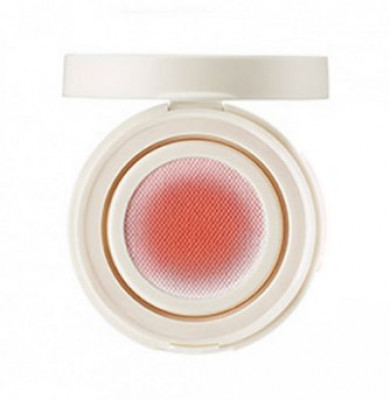 Кремовые румяна THE SAEM ECO SOUL Bounce Cream Blusher 01 Peach Dew 6г:
