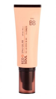 BB-крем гелевый Eco Soul Spau Gel BB 02 Natural Beige 40мл: фото