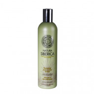 Бальзам для сухих волос Natura Siberica Объем и увлажнение 400мл: фото
