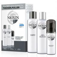Набор для волос 3х-ступенчатая система Nioxin System2 150+150+40 мл: фото