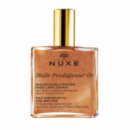 Масло Золотое для лица, тела и волос Новая формула-17 Nuxe Prodigieuse 100 мл: фото