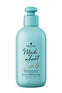 Крем Текстурирующий для волос Schwarzkopf Professional Mad About Curls Twister Definition Cream 200мл: фото