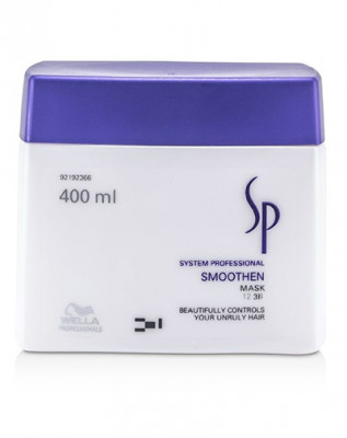 Маска для гладкости волос System Professional Smoothen Mask 400 мл: фото