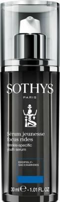 Сыворотка омолаживающая для разглаживания морщин Sothys Wrinkle-Specific Youth Serum 25мл: фото