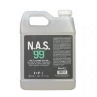 Дезинфицирующая жидкость для ногтей OPI Nas-99 960мл: фото