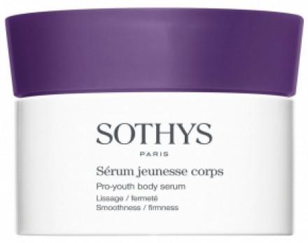 Сыворотка для тела корректирующая омолаживающая Sothys Pro-youth body serum 500 мл: фото