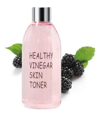 Тонер для лица ШЕЛКОВИЦА REALSKIN Healthy vinegar skin toner Mulberry 300мл: фото
